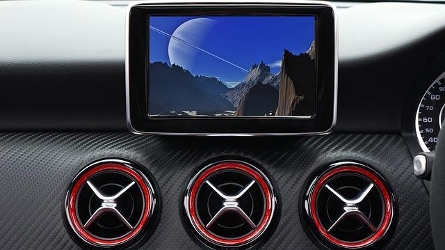 Navigationssysteme Autos Motorräder